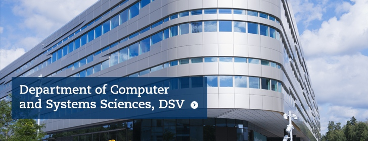 Department of Computer and Systems Sciences, DSV