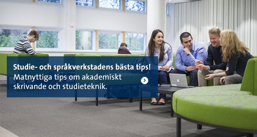 Studenter i samspråk