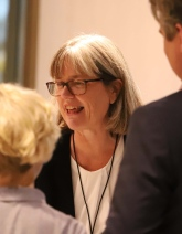 Nobel Prize winner Professor Donna Strickland visits Stockholm University
